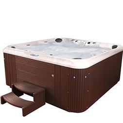 Essential Hot Tubs SS3040807003 Regent-80 Jet Hot Tub, Espre