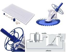swimming pool cleaner set auto vacuum cleaner
