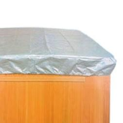 The Cover Guy Hot Tub Cover Cap 8 x 8 feet, Protects your Sp