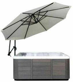 Hot Tub Miscellaneous Single Spa Side Umbrella  HTCP7942