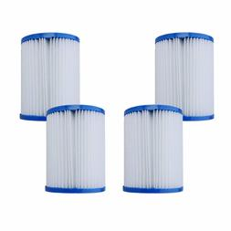 Universal Pleated Water Filters for Swimming Pools, Hot Tubs