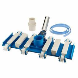 Pro Vac Professional Flexible Concrete Pool Vacuum Head - 14