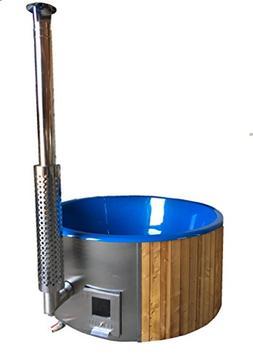 Allwood Wood Fired hot tub Model #200 DeeLux