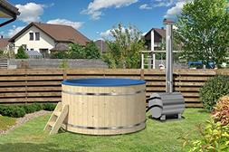 Allwood Wood fired hot tub model #170 EP